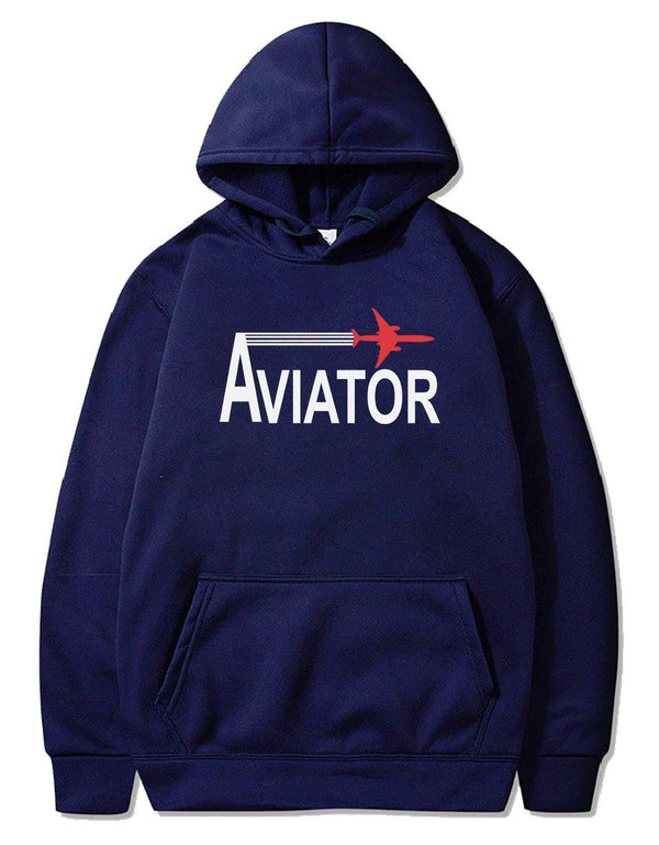 AVIATOR PULLOVER - THE AV8R