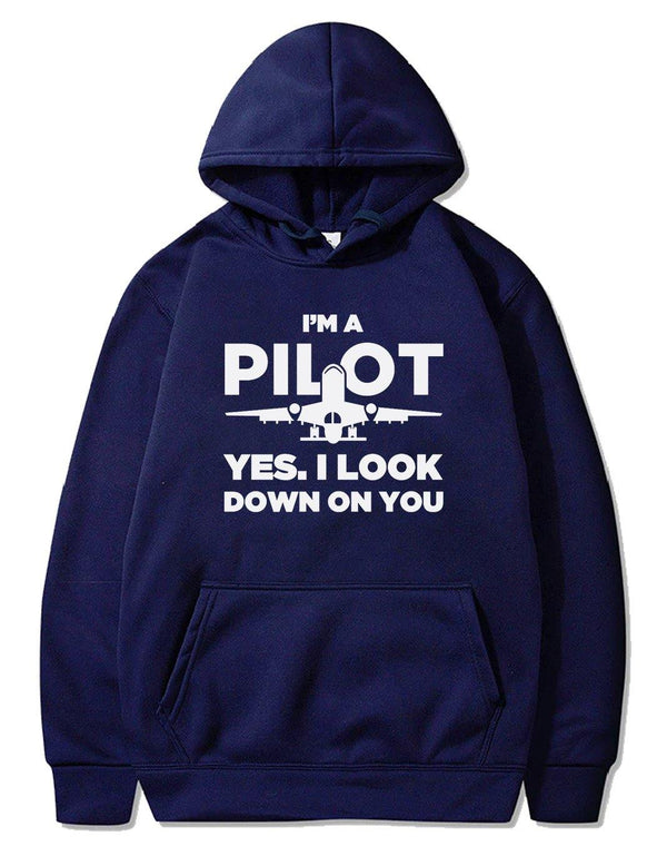 I'M AIRBUS PILOT YES. I LOOK DOWN ON YOU PULLOVER - THE AV8R