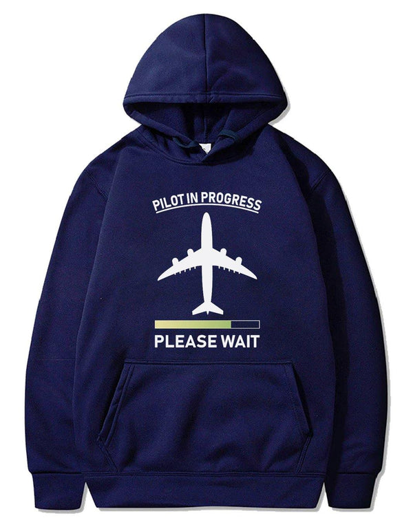 PILOT IN PROGRESS PLEASE WAIT PULLOVER - THE AV8R
