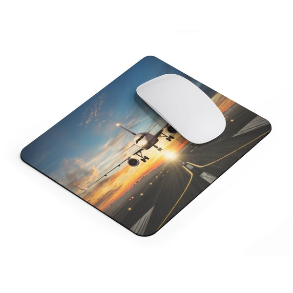 AVIATION RUNWAY -  MOUSE PAD