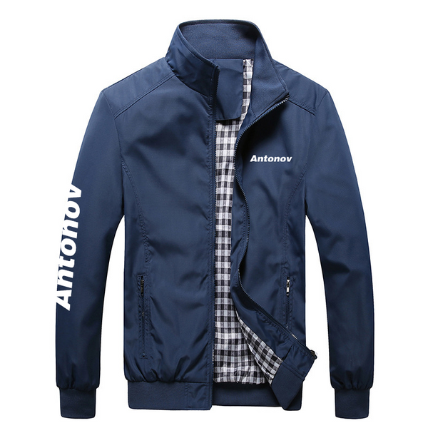 AN IOGO AUTUMN JACKET