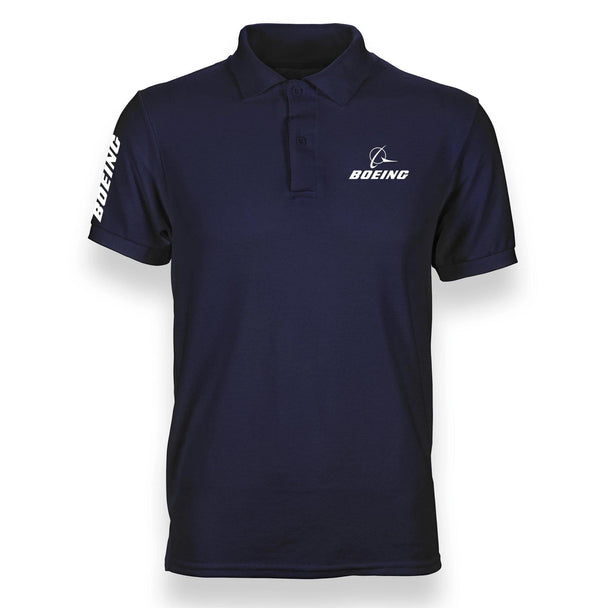 Boeing DESIGNED POLO SHIRT