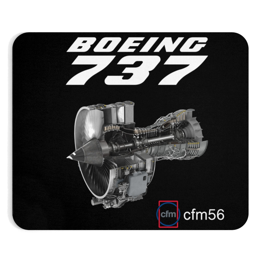BOEING 737 -  MOUSE PAD