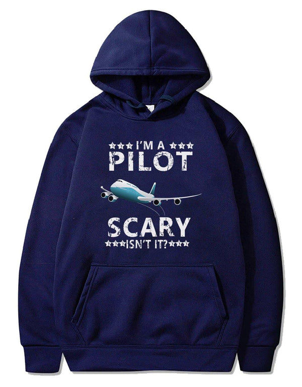 I'M AIRBUS PILOT SCARY ISN'T IT PULLOVER - THE AV8R