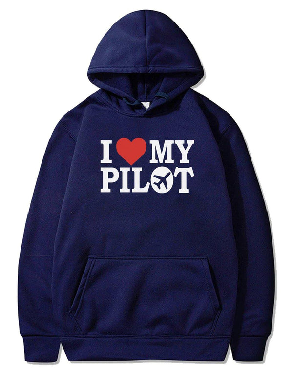 I LOVE MY PILOT DESIGNED PULLOVER - THE AV8R