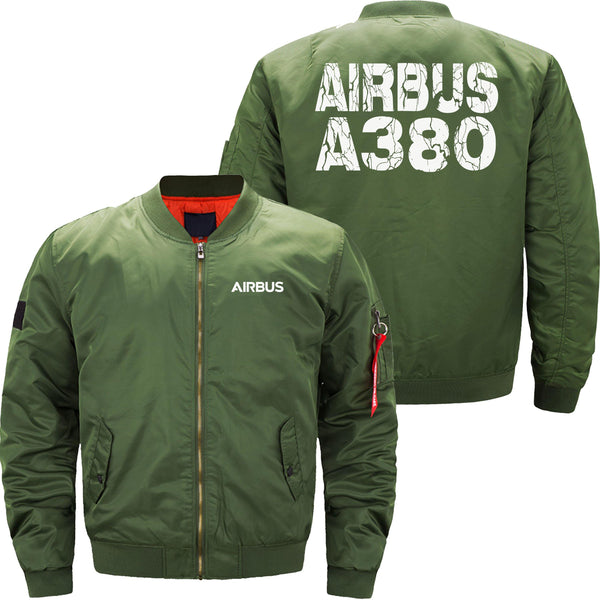 A380 DESIGNED - JACKET - THE AV8R