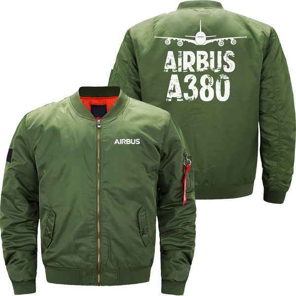 A380 FADE DESIGNED - JACKET - THE AV8R