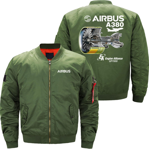 A380 GP7000  DESIGNED - JACKET - THE AV8R