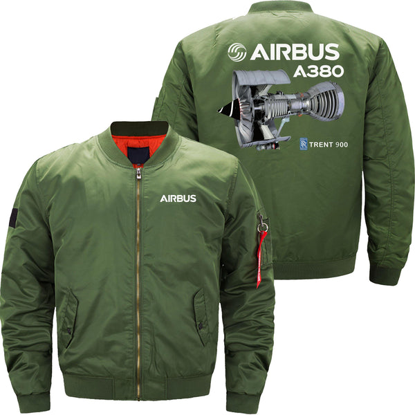 A380 TRENT 900 DESIGNED - JACKET - THE AV8R