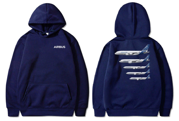 AIRBUS FAMILY DESIGNED PULLOVER - THE AV8R