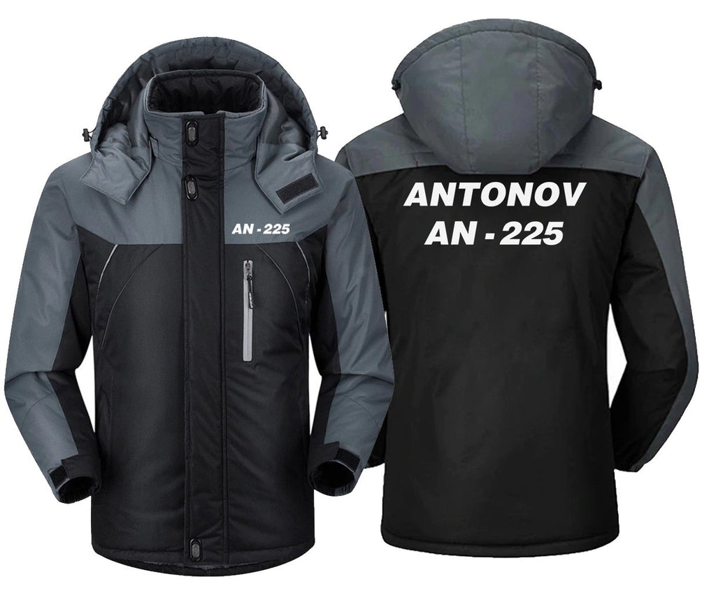 AN225 DESIGNED WINDBREAKER - Windbreaker Jackets