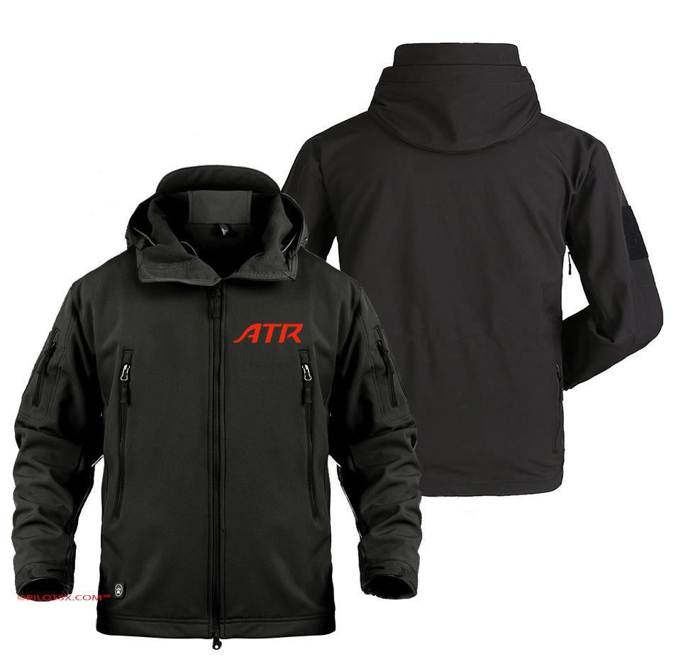ATR - Black / S - Military Fleece