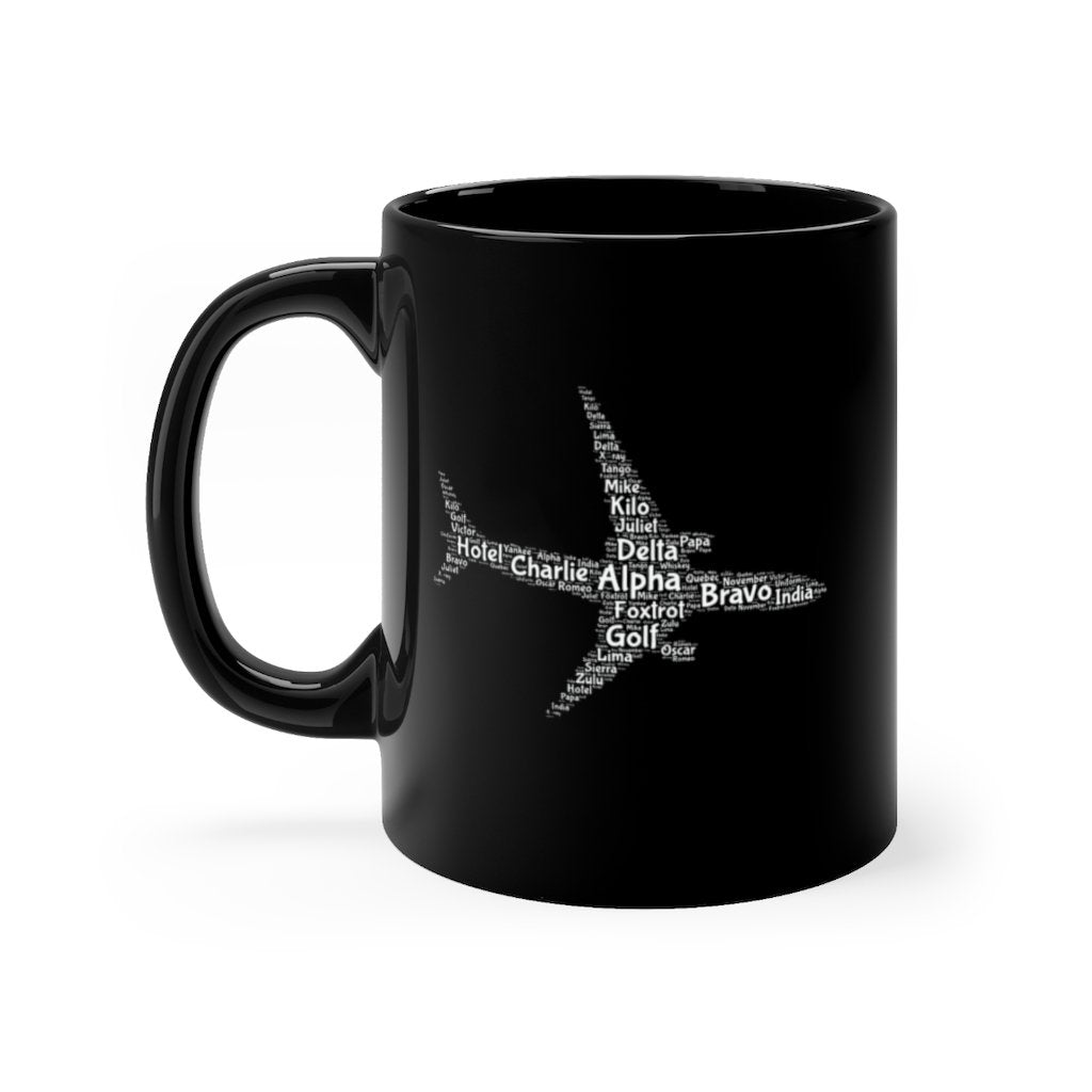 AVIATION - 11oz - Mug