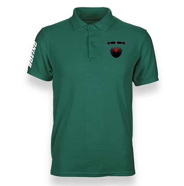 B DESIGNED POLO SHIRT - THE AV8R
