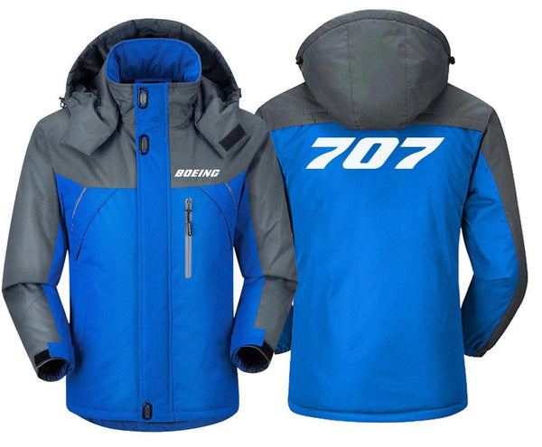 B707 DESIGNED WINDBREAKER - THE AV8R