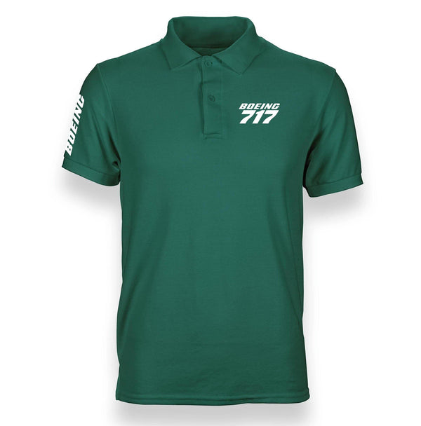 B717 DESIGNED POLO SHIRT - THE AV8R