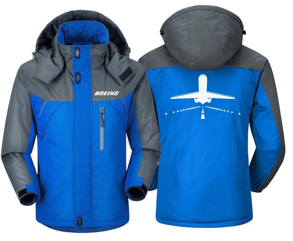 B717 RUNWAY DESIGNED WINDBREAKER - THE AV8R