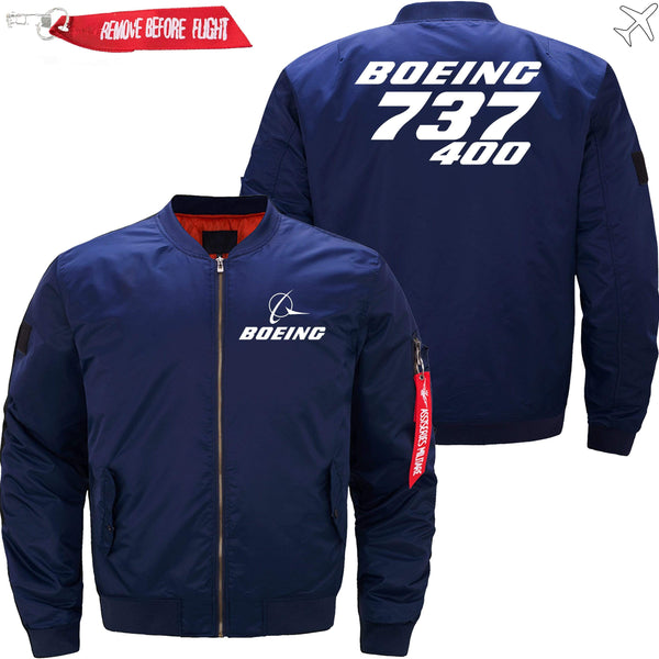 PilotX Jacket Dark blue thin / XS Boeing 737-400