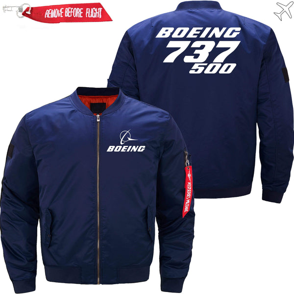 PilotX Jacket Dark blue thin / XS Boeing 737-500