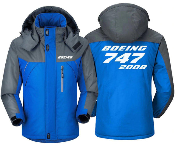 B747 200B DESIGNED WINDBREAKER - THE AV8R