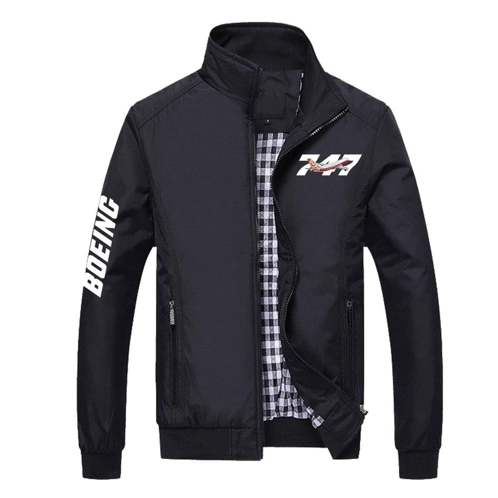 PilotX Summer Jacket Black / S B747