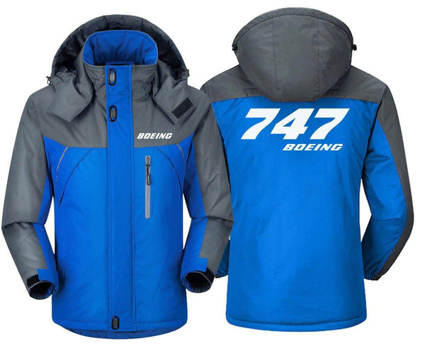 B747 DESIGNED WINDBREAKER - THE AV8R