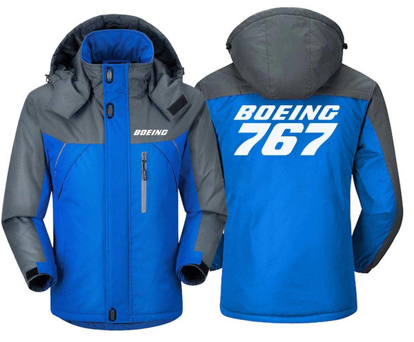B767 DESIGNED WINDBREAKER - THE AV8R