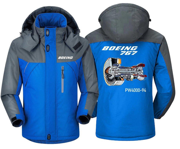 B767 PW4000-94 DESIGNED WINDBREAKER - THE AV8R