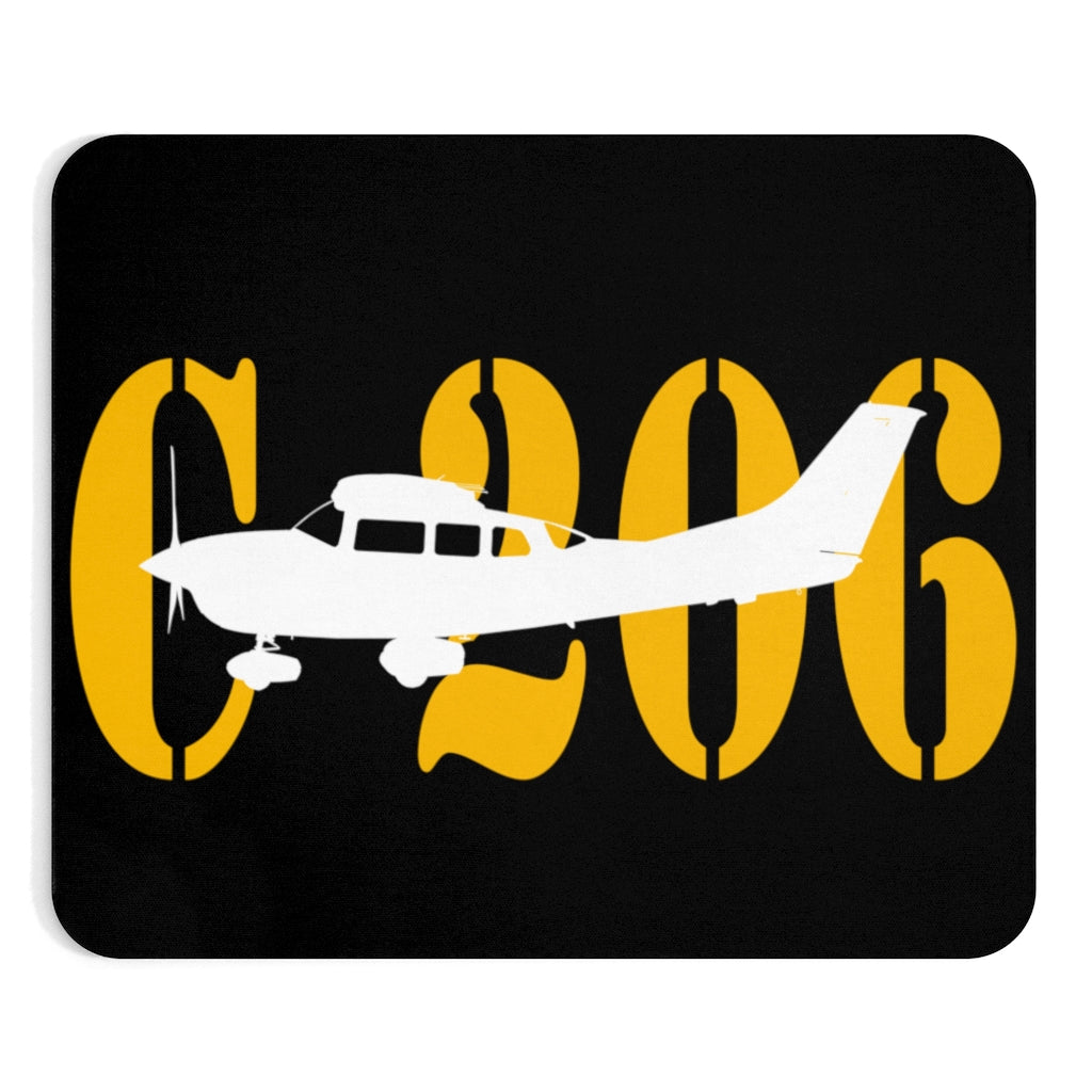 CESSNA 206  -  MOUSE PAD