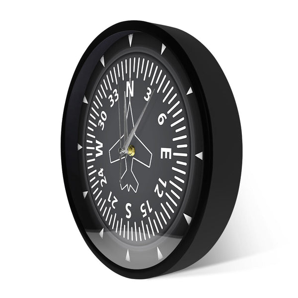 Directional Gyro Compass Flight Instrument