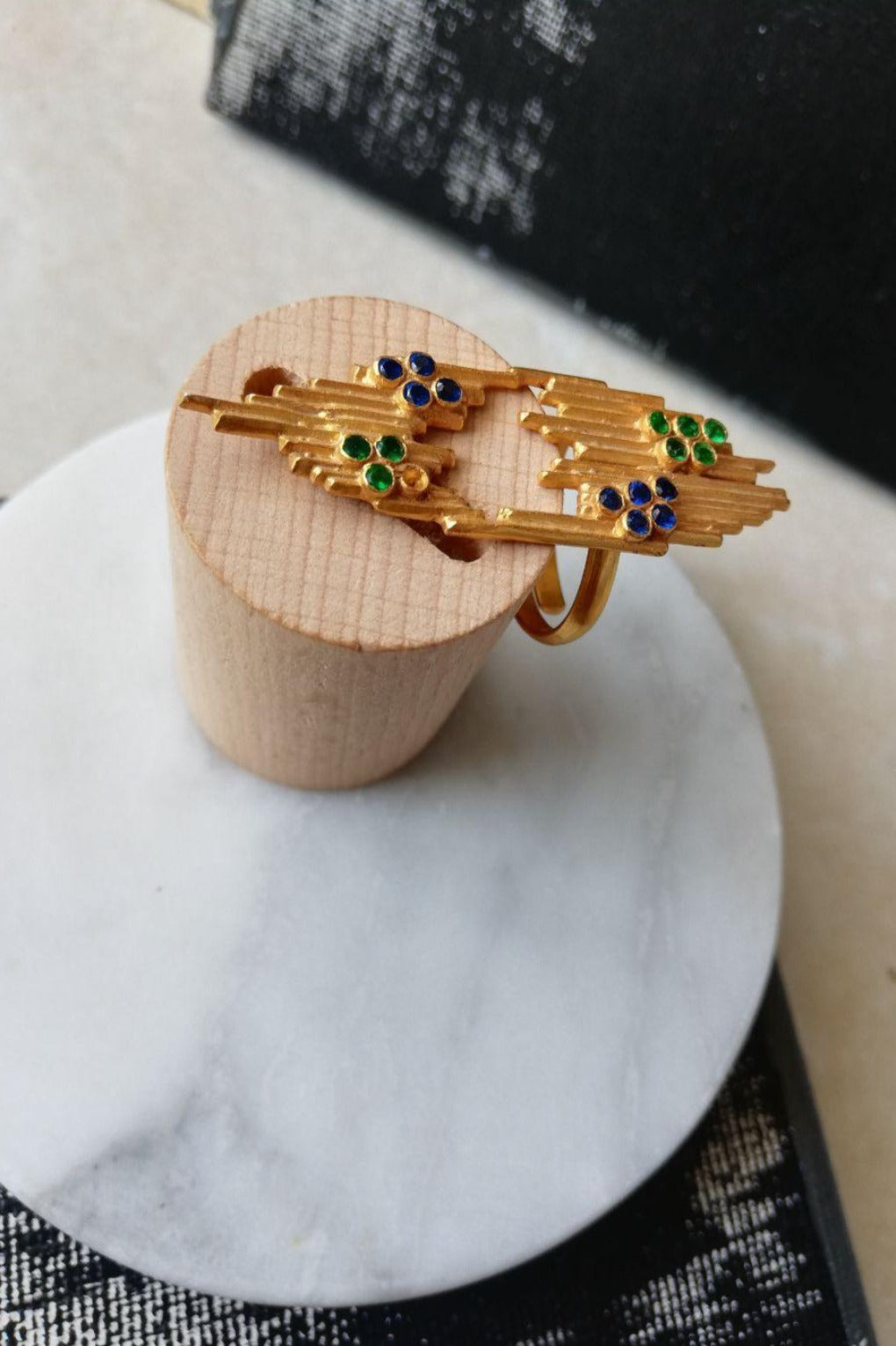 THATCH LEONETTE RING
