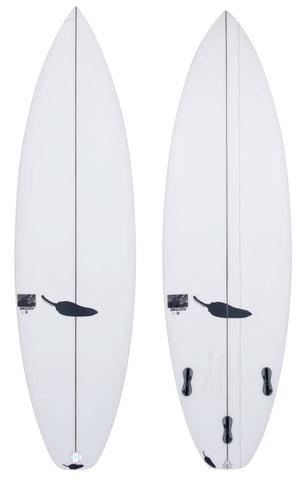 "CHILLI - VOLUME II 5'9"" SURFBOARD"