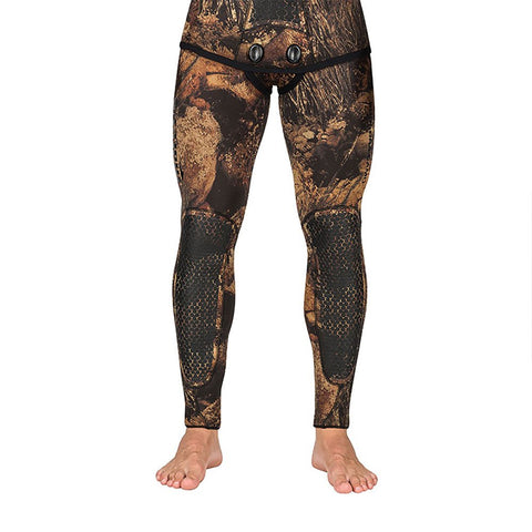 MARES SQUADRA ILLUSION BWN - PANTS