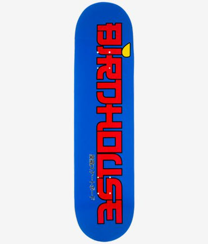 BIRDHOUSE TEAM JAPAN LOGO 8.375""