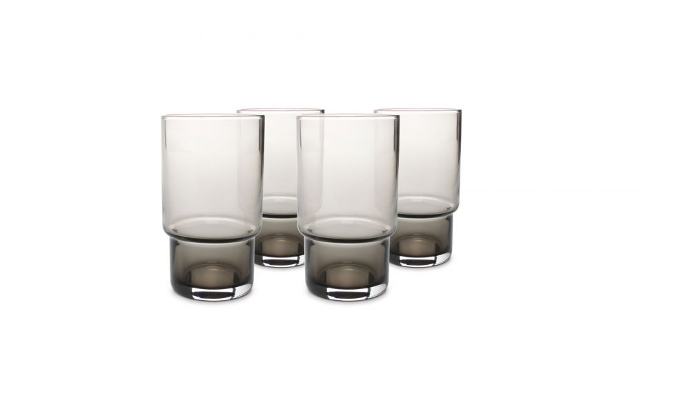 Trinkglas 30cl Smoked Secrets - Set/4