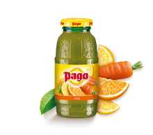 Load image into Gallery viewer, Pago ACE (Orange, Carrot & Lemon) Juice (12x200ml)