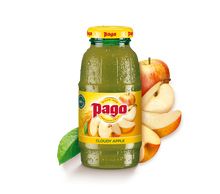Load image into Gallery viewer, Clearance Pago Cloudy Apple Juice (12x200ml)