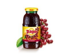 Load image into Gallery viewer, Pago Cranberry Juice (Single Bottle)