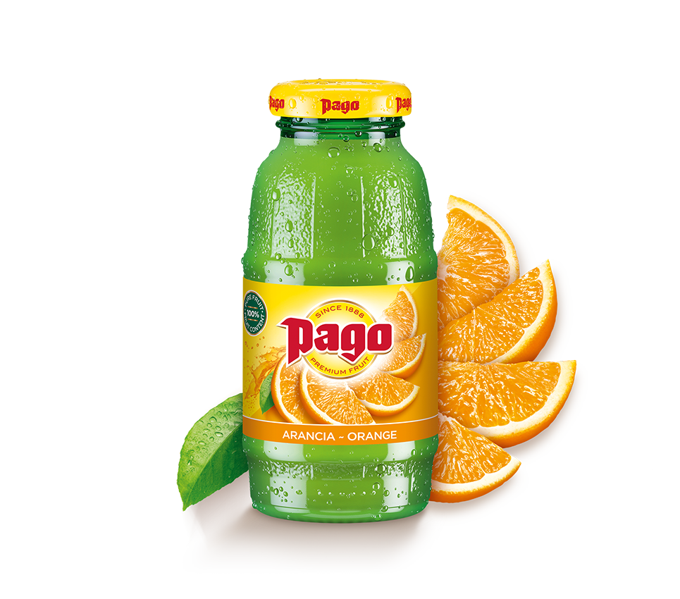 Pago Orange Juice (12x200ml)