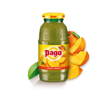 Load image into Gallery viewer, Pago Peach Juice (Single Bottle)