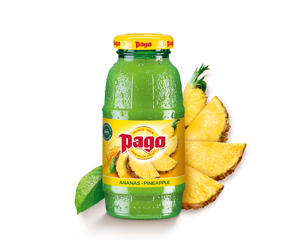 Pago Pineapple Juice (Single Bottle)