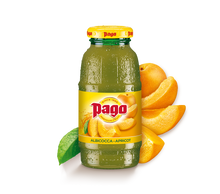 Load image into Gallery viewer, Pago Apricot Juice (12x200ml)