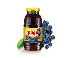 Load image into Gallery viewer, Pago Bilberry Juice (12x200ml)