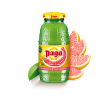 Load image into Gallery viewer, Pago Pink Grapefruit Juice (12x200ml)