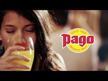 Load and play video in Gallery viewer, Pago Mango Juice (12x200ml)