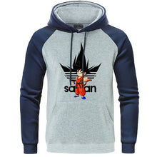 Load image into Gallery viewer, Dragon Ball Goku Hoodies Pullover Fall Outwear Hoodie