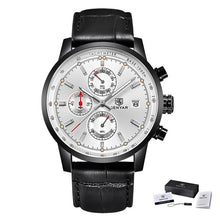 Load image into Gallery viewer, Fashion Chronograph Sport Mens Watches Saat Watch Male Watch relogio Masculino