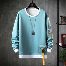 Load image into Gallery viewer, Men Hoodies Spring Fall Hoody Outfits