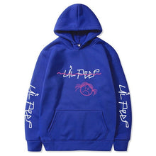 Load image into Gallery viewer, Lil Peep Love Lil.peep Hoodies Men Sweatshirts