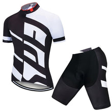 Load image into Gallery viewer, RCC SKY Team Cycling Jerseys Bike Clothes Quick Dry Clothing Bib Gel Clothing Sets Ropa Ciclismo uniformes Maillot Sport Wear